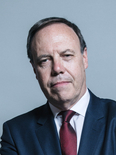 The Rt Hon Nigel Dodds OBE MP