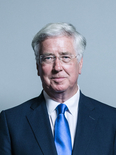 The Rt Hon Sir Michael Fallon MP