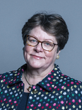Baroness Brown of Cambridge DBE