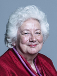 Baroness Harris of Richmond DL